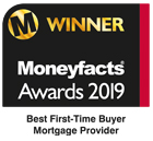 Best First Time Buyer Mortgage Provider 2019