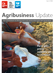 Agribusiness Update
