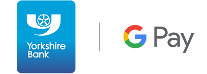 Yorkshire Bank Google Pay logo