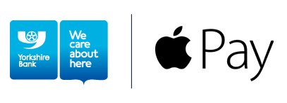 Yorkshire Bank Apple Pay logo