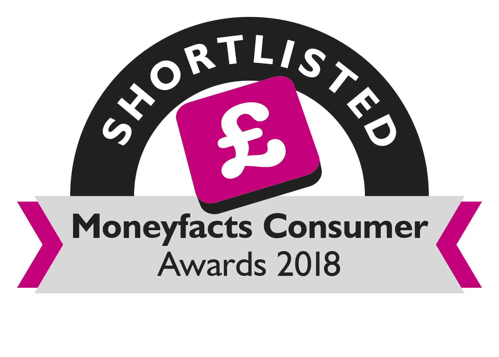 Moneyfacts Shortlist Awards