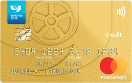 Gold Mastercard Credit card
